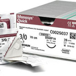 Monosyn® Quick Absorbable suture