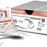 Monosyn® Рассасывающиеся нити